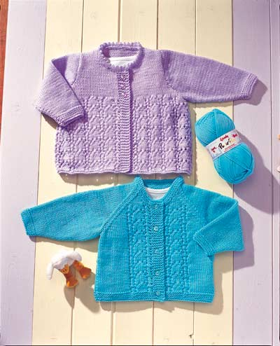 Matinee Jacket And Cardigan Knitting Pattern. Buy instantly online ?1.95